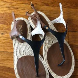 Michael Kors sandals, Size 8 1/2.